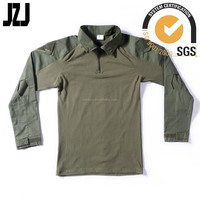 hot sell camouflage military crye precision combat shirt