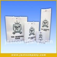 High Quality Patented Paper Gift Bag, Music Football Paper Gift Bag