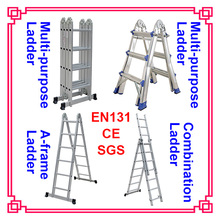 EN131 aluminium ladder supplier ANSI AZ NZS SGS CE
