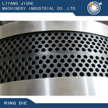 alloy steel forging ring die to animal food production line plant