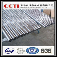 ASTM B338 gr1 gr2 gr3 gr5 best price titanium pipe