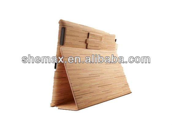 Wooden Tablet Case Wholesale, Custom Blank Leather Case For Ipad 5,For I Pad 5 Cases