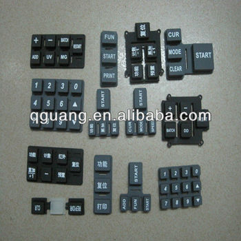 Customized Silicone keypad