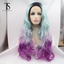 Synthetic lace front wigs Swiss lace wholesale price highlights