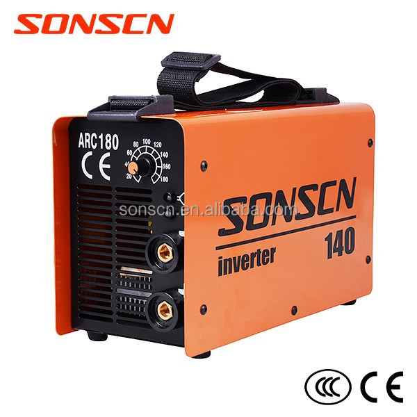 small IGBT Single phase portable arc welding machine