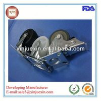 Various size high quality pu appliance caster wheels