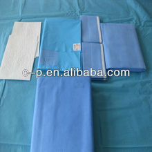 Orthopaedic surgery drape kit with CE&ISO13485 approved