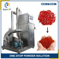 food and chemical powder making machine spice powder making machine