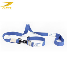 Popular polyester ribbon material dog collars and leashes
