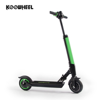 2017 8inch Wheel Motor 250W Electric Kick Scooter foldable E-scooter for sale