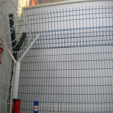 2016 hot sale welded wire mesh galvanized fence post extension