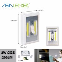 COB LED Wireless Night Light With