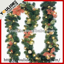 Indian flower Garland with lights wholesale