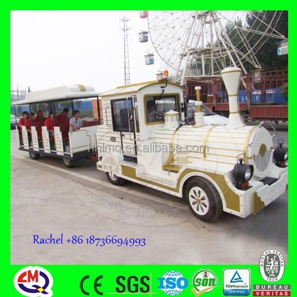low investment high profit business kids trackless train