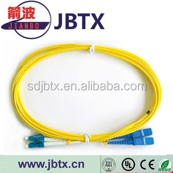 duplex mulit-mode LC-SC length customzied 32 core optic fiber cable