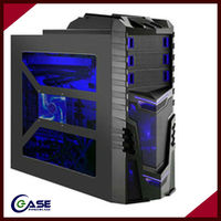 Gaming different types computer cases