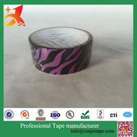 Popular items paper tape hot selling strong colored patterned adhesive
