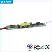 Sompom Slim 15mm 12V 1A Power Supply 12W Led driver Sealed Case Aluminum