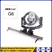 ASXMOV G6 film shooting equipment timelapse motorized slider digital camera