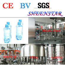 NORMAL PRESSURE 3-in-1 purified water filling machine High Cost Effective
