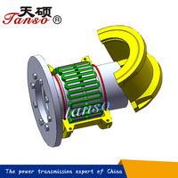 Tanso JSP series taper grid coupling same as lovejoy