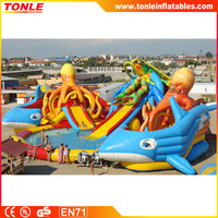 giant inflatable Aqua Park/ inflatable waterpark