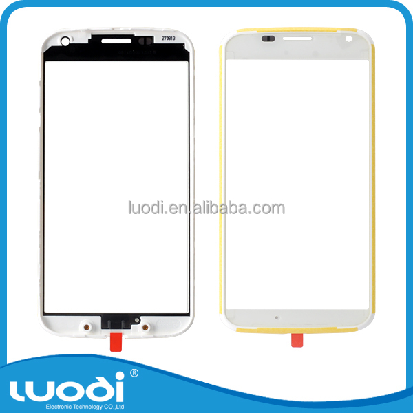 Wholesale Front Screen Glass Lens for Motorola Moto X
