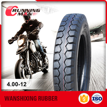 Export Three Wheel Cargo Motorcycles Tires 4.00-12