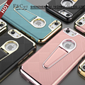 gorgrous and cool PU + TPU case for iphone 6 with factory price