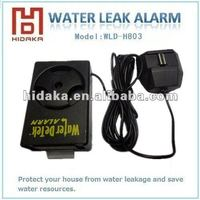 Home and office water flood sensor alarm for water leaking from air conditioning