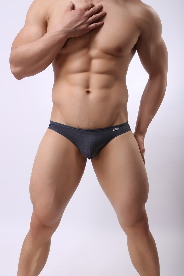 2016 New Brave Person Brand Underwear Men Sexy Underwear Nylon Jockstraps Gay Cuecas SB1147