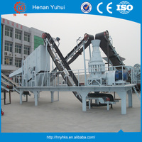 Mineral dressing used Belt conveyor with best design