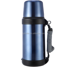 Double wall insulated Stainless Steel Vacuum Flask Thermos Sports Water bottle