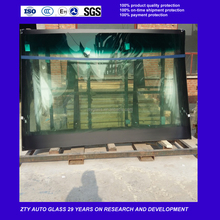 High quality Laminated glass front windshield of bus