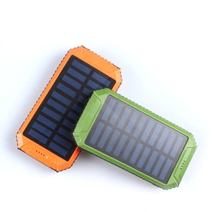 Charger Energy Panel 12v Bulk Buy Mini Portable Solar Power Bank kit 8000mah
