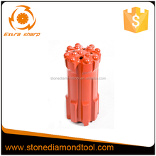 89mm 3.5inch T45 T51 thread spherical button drill bit
