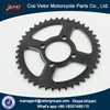Cheap motorcycle motorcycle sprocket, import motorcycle parts
