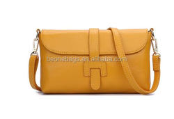 Luxury design lady leather handbag manufacturers china