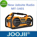 Waterproof/ Quakeproof Durable Jobsite Bluetooth Radio