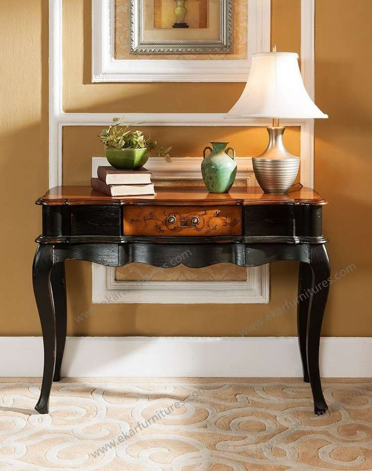 console table rustic pine entry console table hallway console table buy console table hallway. Black Bedroom Furniture Sets. Home Design Ideas