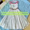 African Fashion Designs Long Princess Dressnew