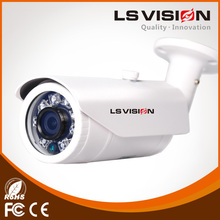 LS VISION dsp day and night camera dsp cctv camera waterproof complete security camera system
