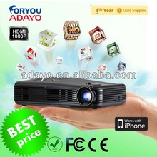 Pico adayo mini projector portable with wifi