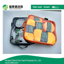2017 factory supply directly 9 PCS Car care cleaning Kit