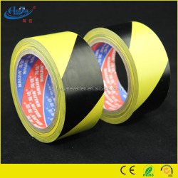 Warning and sign pvc floor marking tape