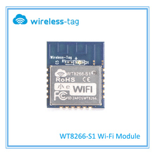 Long range ESP8266 Serial To Wireless 802.11b/g/n with AT command approved by CE/FCC/RoHS wireless mesh network WiFi module