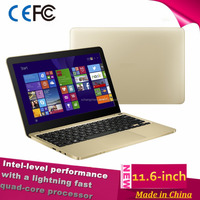 2015 Hot selling High end 11.6-inch Laptop PC