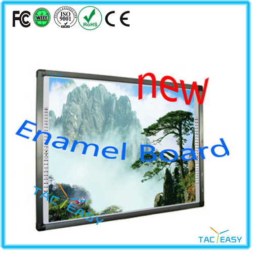 Multi touch intelligent durable design support different sizes digital smart memo board