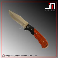 "9"" Popular Stainless Steel Fixed Blade Gift Bowie Knife"