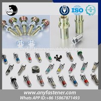sustainable development High Precision auto trim fasteners